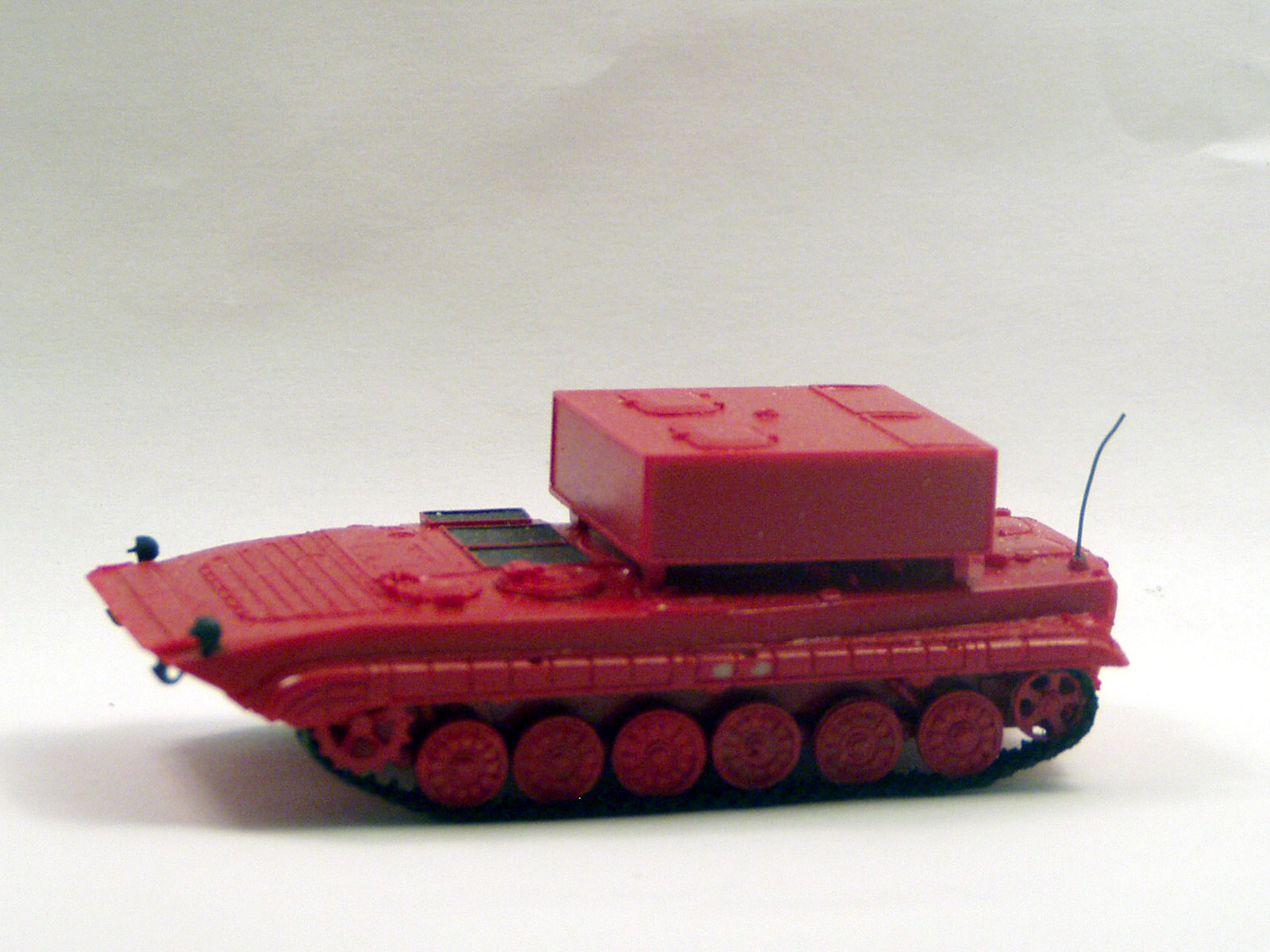 Fire-fighting vehicle LPM-1 BMP-1 base